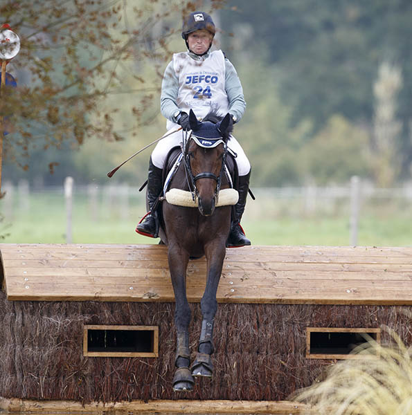 Jung Michael, (GER), Fischerincantas Cross country Mondial du Lion - Le Lion d'Angers 2015 © Dirk Caremans